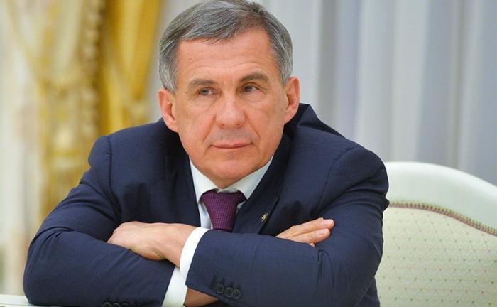 Татарстан подравняли с остальной Россией: Минниханов теперь не президент