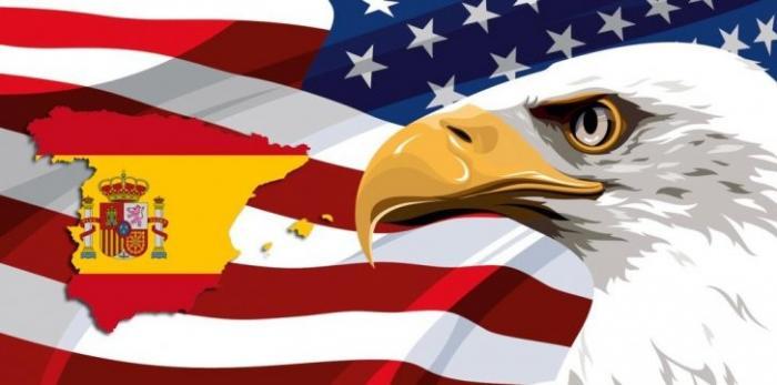 Финансовый шторм: Испанский путь Соединённых Штатов Америки