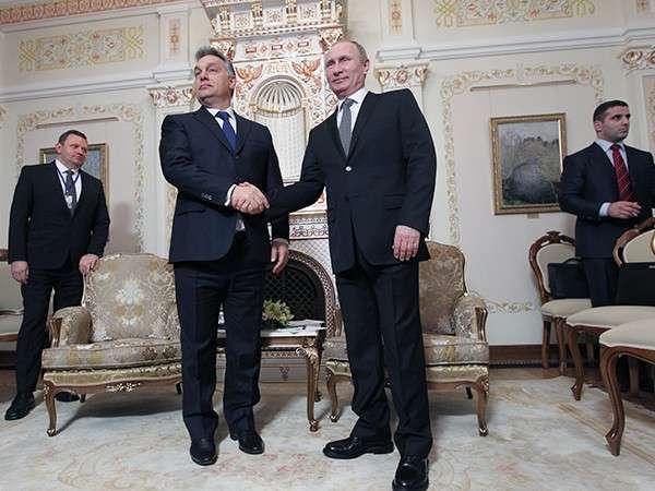 Центральная Европа не хочет идти против России
