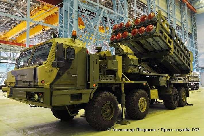 56. «Алмаз-Антей» завершает испытания противоракеты для С-500 завод, политика, проивзодство, россия, строительство