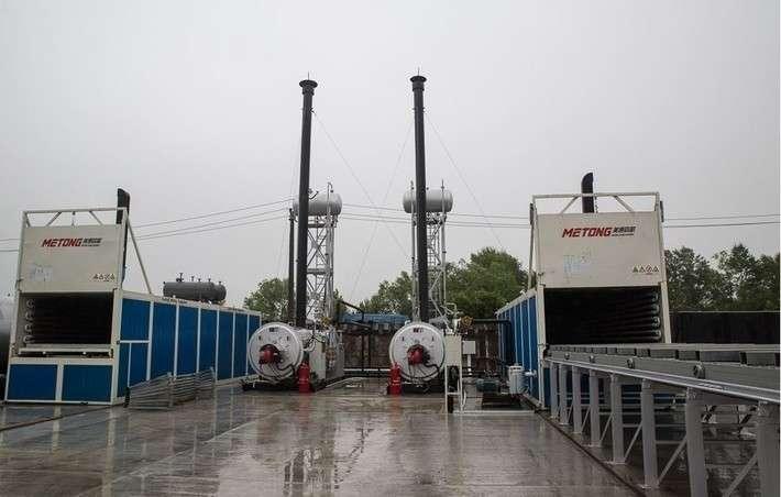 61. На Сахалине запустили новую линию по производству битума для дорожных работ завод, политика, проивзодство, россия, строительство