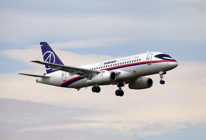 62. ОАК заключила с Замбией договор о поставке пяти Sukhoi Superjet 100 завод, политика, проивзодство, россия, строительство