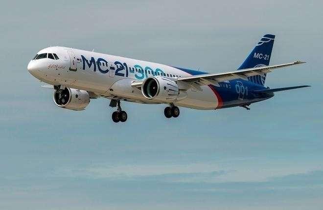 66. 16 лайнеров МС-21 купит Red Wings завод, политика, проивзодство, россия, строительство
