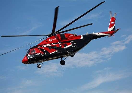 68. Минобороны России заключило первый контракт на поставку опытной партии вертолетов Ми-38 завод, политика, проивзодство, россия, строительство