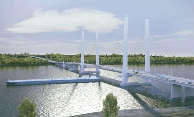 69. Дан старт реализации проекта по строительству нового моста в Череповце завод, политика, проивзодство, россия, строительство