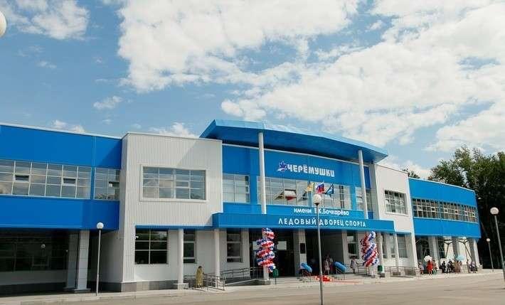 76. Новый ледовый дворец спорта открылся в Пензенской области завод, политика, проивзодство, россия, строительство
