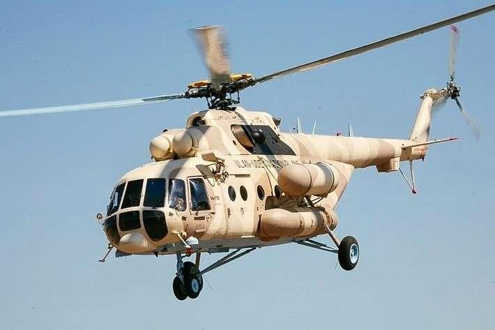 33. В Пакистан поставлен второй в этом году вертолет Ми-171Е завод, политика, проивзодство, россия, строительство
