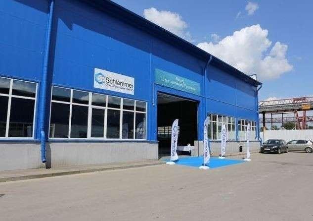 37. ООО «Шлеммер Русланд» открыло в Нижнем Новгороде производство токарных изделий завод, политика, проивзодство, россия, строительство