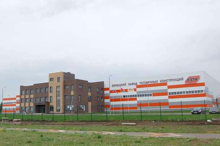 41. В ОЭЗ «Липецк» открылся завод тепличных конструкций завод, политика, проивзодство, россия, строительство