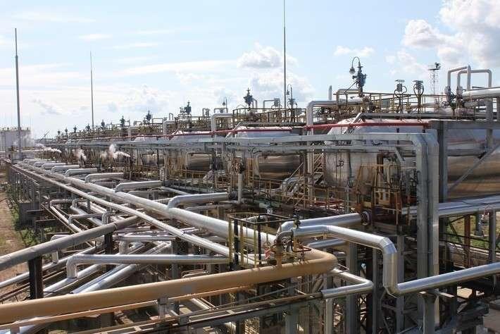47. РНПК реконструировала парк хранения сжиженных углеводородных газов завод, политика, проивзодство, россия, строительство