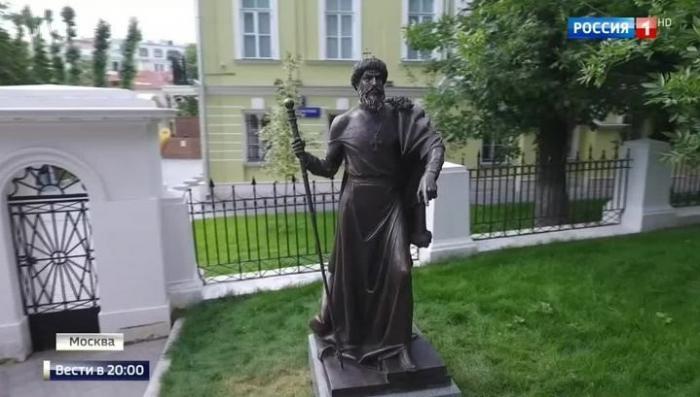 Памятник Ивану Грозному, установленный в Москве, перепугал столичных русофобов