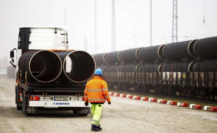 Санкции США обрывают газопроводы из России в Европу