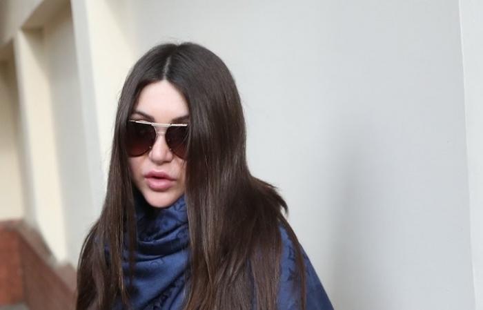 Мара Багдасарян ещё раз показала, что её папашке глубоко плевать на суд и Закон