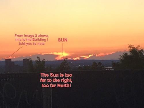 Ось Земли сместилась. Солнце заходит не там!