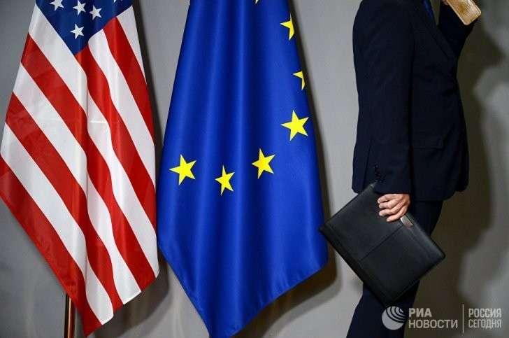Американские паразиты хотят выжить за счет Брюсселя и Берлина. Ростислав Ищенко