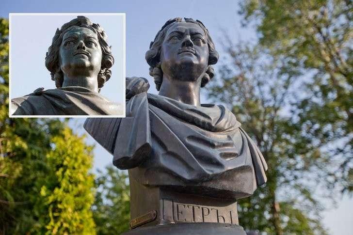 Памятник воровству и бездарности от халтурщика Церетели