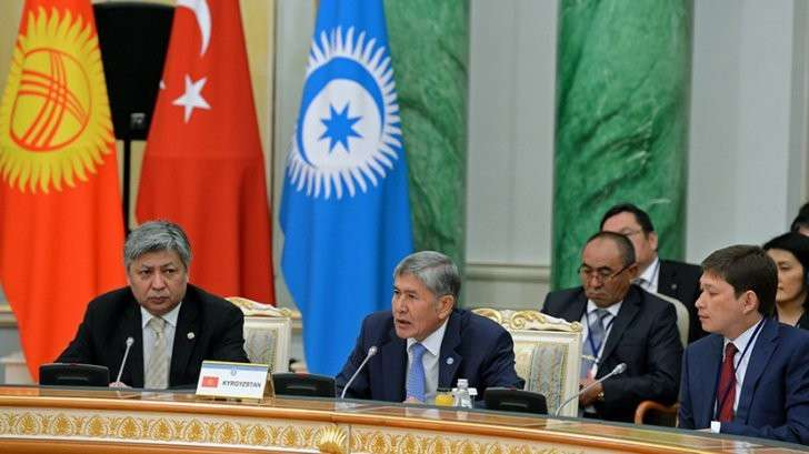 Строительство «тюркского мира»: кПантюркизм: Турция усиливает своё влияние на постсоветских территориях