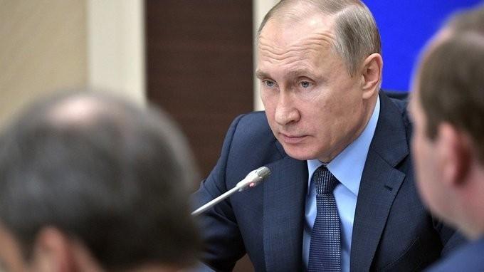 Владимир Путин провёл совещание с членами Правительства по вопросам сельского хозяйства