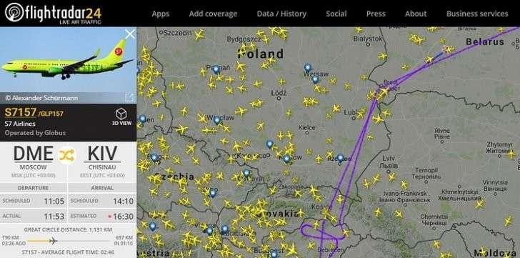 Посол РФ: власти Румынии не пропустили самолет с Рогозиным в Молдавию; Рогозин: