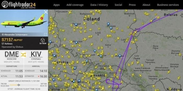Рогозин: «Ждите ответа, гады». Румыния не пропустила самолет с Рогозиным в Молдавию