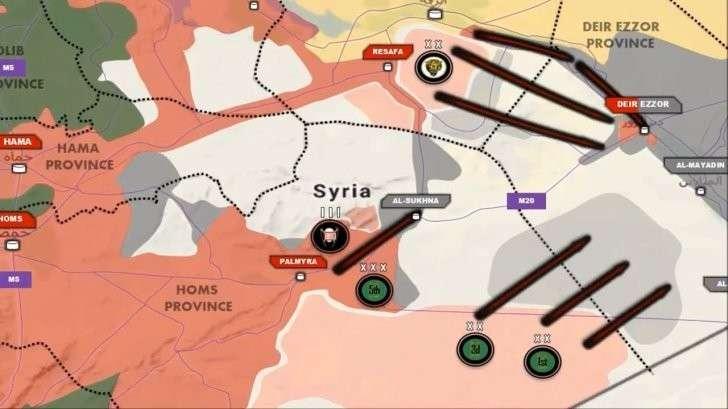 Сирия, Дейр эз Зор: «Матерь всех битв»? Кто и как добьёт ИГИЛ