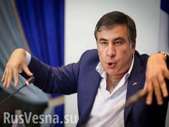 Саакашвили: Я знаю все входы и выходы на Украине. Порошенко ответит | Русская весна