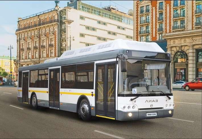 100 новых низкопольных автобусов ЛиАЗ поставлено вНижний Новгород