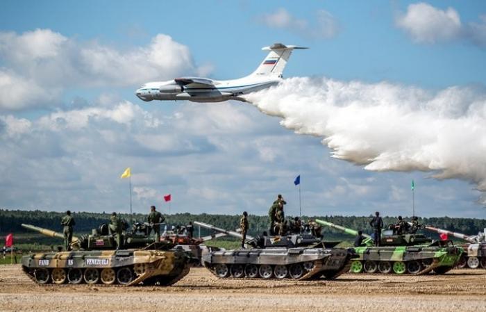 В России стартовали АрМИ-2017: какими будут «мужские игры» армий в этом году