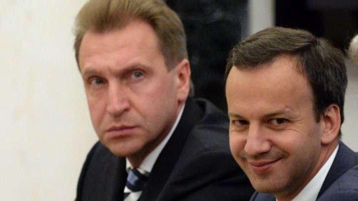 Лоббисты глобалистов засели в правительстве, СМИ России