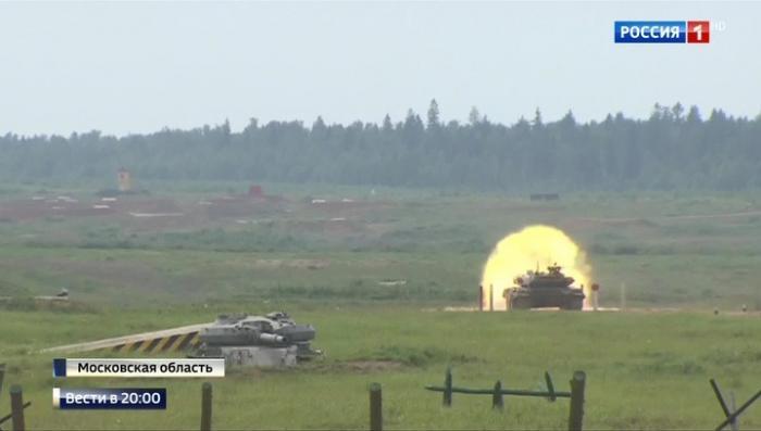 На АрМИ-2017 заметили представителя НАТО