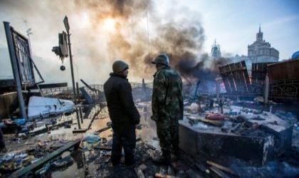 В Киеве принят закон об экономическом самоубийстве Украины