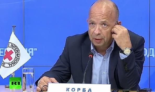 Красный Крест сожалеет, что Украина препятствовала таможенному оформлению гуманитарного конвоя