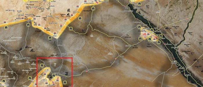 Война в Сирии: штурм цитадели на пути к осаждённому Дейр эз Зор