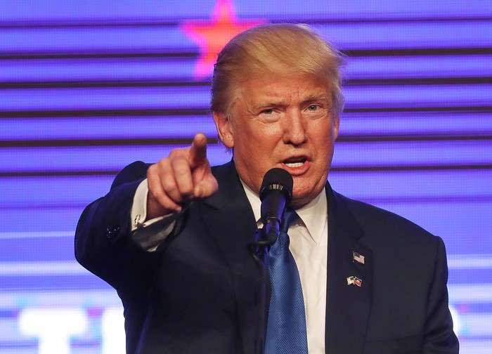 Дональд Трамп получил удар от «Глубинного государства»