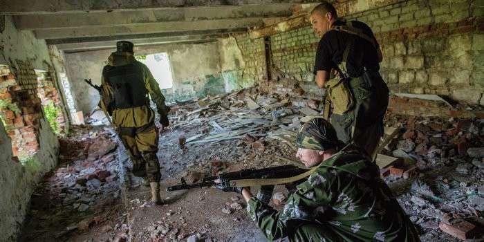 На Харьковщине разгорается партизанская война