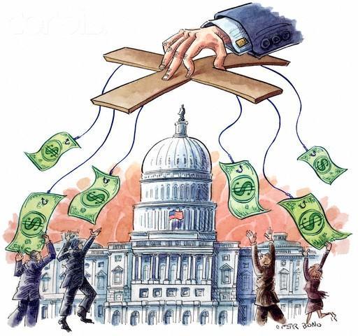 Как ТНК контролируют США: лоббистская индустрия Штатов