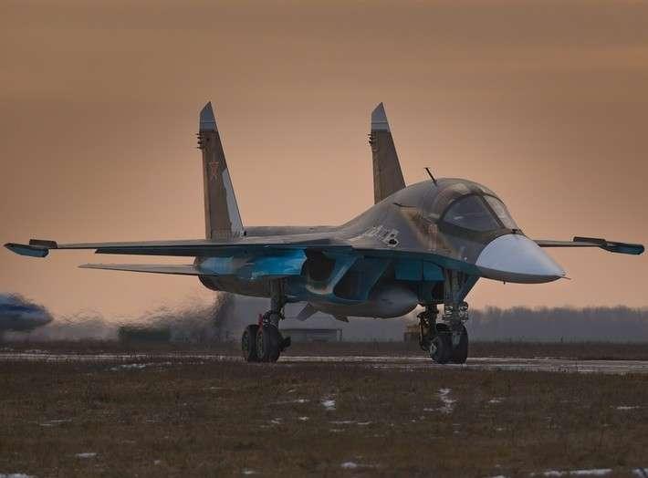 КРЭТ оснастил около 100 самолетов Су-34 комплексом РЭБ «Хибины-10В» политика, проивзодство, россия, строительство