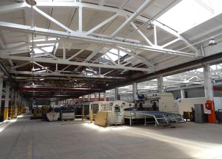 На заводе «Центртранстехмаш» в Рязани запущена линия по производству сэндвич-панелей политика, проивзодство, россия, строительство