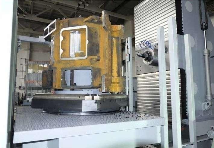 «Станексим» изготовил фрезерный станок для высокопроизводительной обработки корпусных деталей политика, проивзодство, россия, строительство