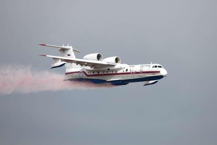 Красноярские спасатели получили новый Бе-200ЧС политика, проивзодство, россия, строительство