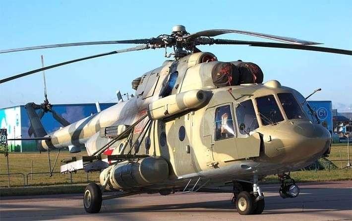 Министерство обороны РФ досрочно получило новую партию военно-транспортных вертолетов Ми-8МТВ-5 политика, проивзодство, россия, строительство
