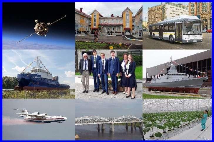 Отличные, неполитические события из России за неделю политика, проивзодство, россия, строительство