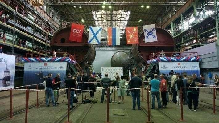 На «Адмиралтейских верфях» заложили две «Варшавянки» для ТОФ политика, проивзодство, россия, строительство