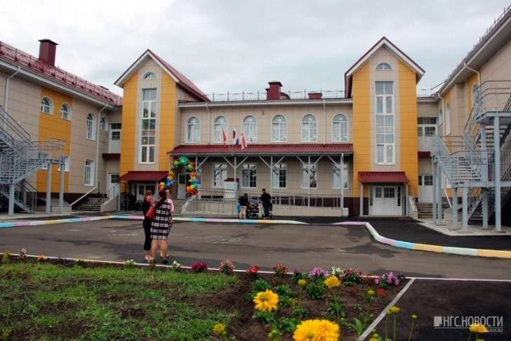 В Старом Кировске открыли детсад на 180 мест  политика, проивзодство, россия, строительство