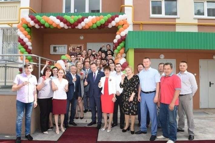 В Нижнекамске 30 врачей получили ключи от квартир  политика, проивзодство, россия, строительство
