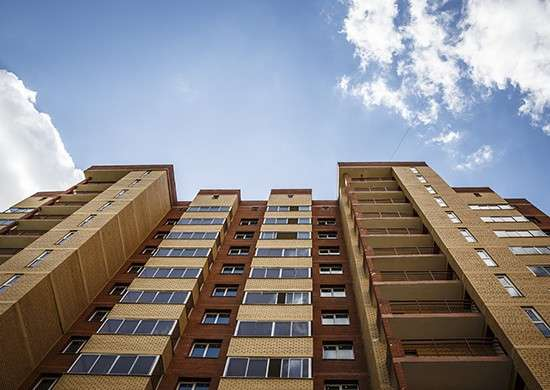В 2017 году более 600 военнослужащих ЦВО были обеспечены жильем в Самарской области политика, проивзодство, россия, строительство