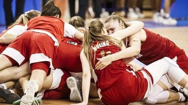 Российские баскетболистки победили американок в финале ЧМ среди игроков не старше 19 лет политика, проивзодство, россия, строительство