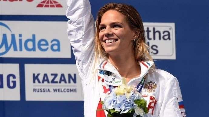 Ефимова взяла золото чемпионата мира на 200-метровке брассом политика, проивзодство, россия, строительство