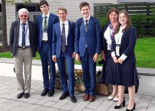 Российские школьники взяли два золота наМеждународной биологической олимпиаде