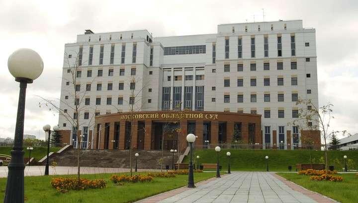 Перестрелка в Мособлсуде: нейтрализованы 5 членов